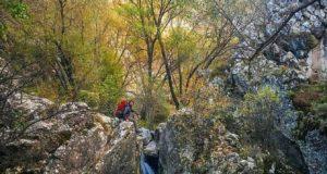 Kıbrıs Köyü Kanyonu